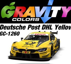 Deutsche Post DHL Yellow GC-1260