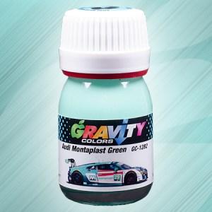 Audi Montaplast Green GC-1282
