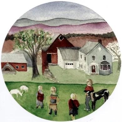 Bonnieview Farm / Farmstead Cheeses