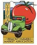 Proud Member of the Vermont Farmers' Market Association