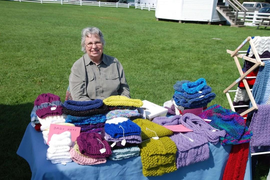 Ruth Rowel - Craftsbury Hand-Crafter
