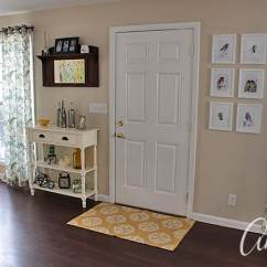 Target Clocks Living Room Office Combo Makeover - Crafts By Amanda