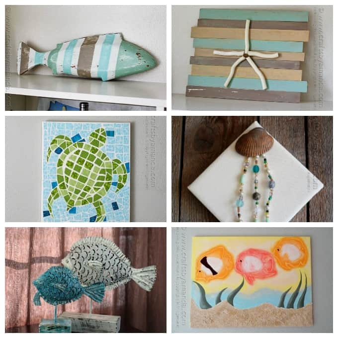 beach craft ideas 35