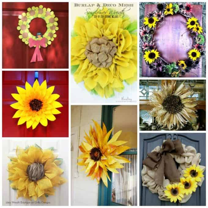 sunflower crafts recipes 50