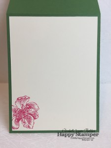 Stampin Up, 3D, flowers, And Many More, Everything Eleanor, Technique Club, Punch Art