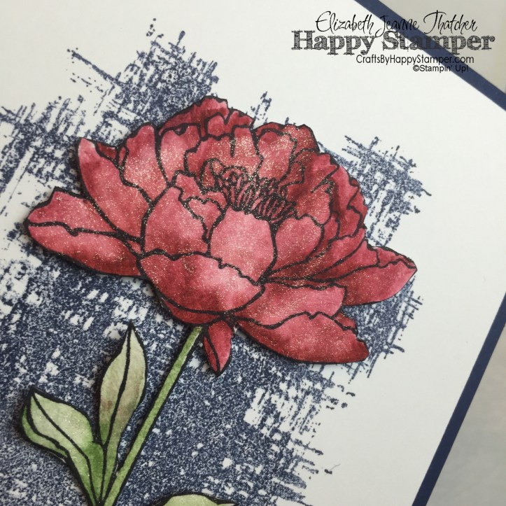 Stampin Up, CYCI #123, You've Got This, Rose Wonder