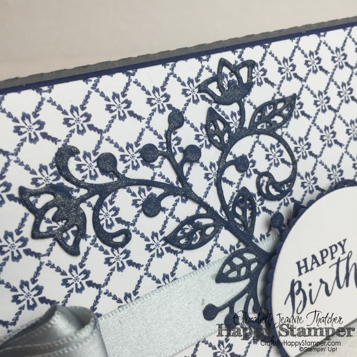 Stampin Up, Flourish Thinlits, Rose Wonder, 3D, Gift box card, diy