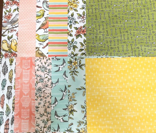 bird ballad, bird, watercolor, key, pattern, floral, feather