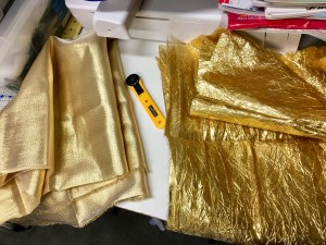 gold fabric jennyskip