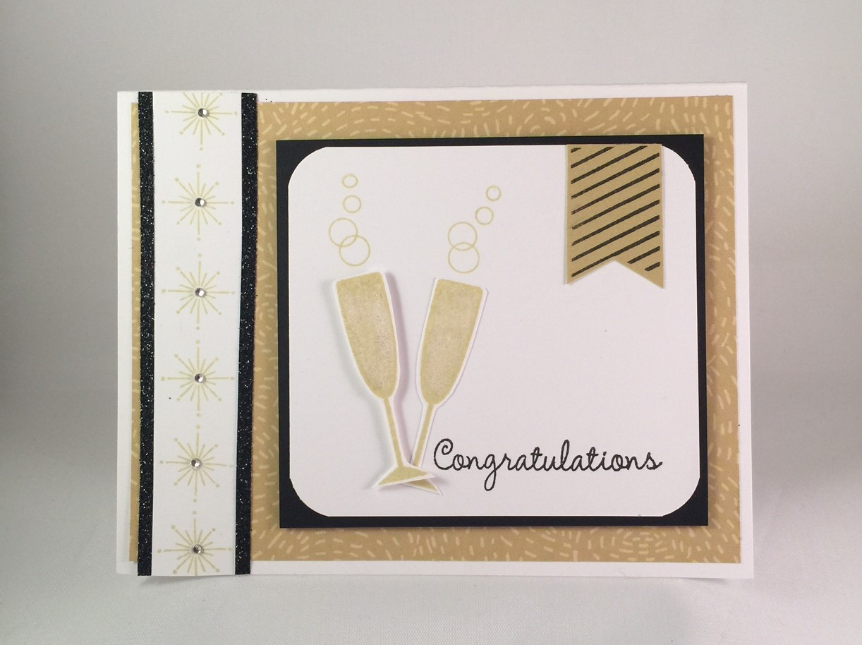 CTMH-New Year\'s Cheer SOM-Congratulations - Crafts by Patty