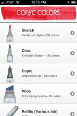 Copic App