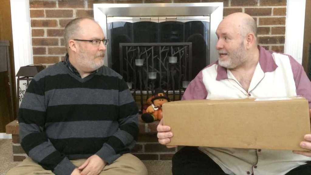 Cricut Mystery Box Nov 2014