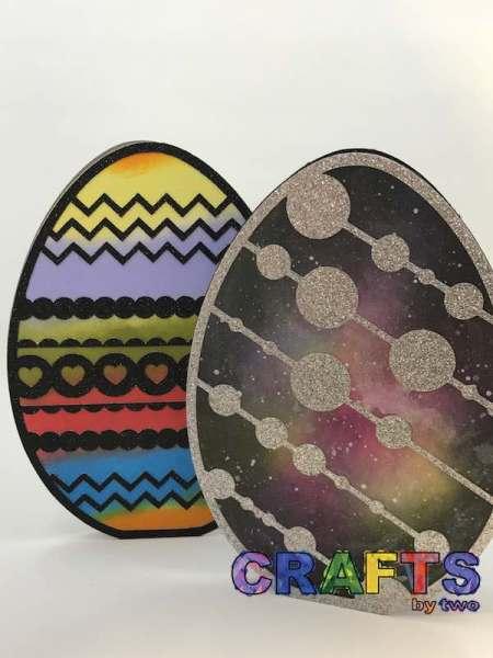 Ric Rac and Eggs-terrestrial
