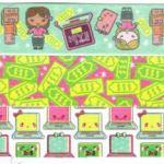 Sweet Stamp Shop - Washi - Bossy