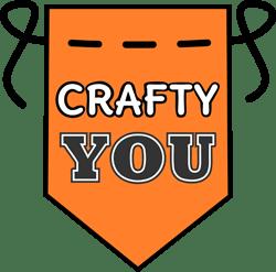 Crafty You Logo