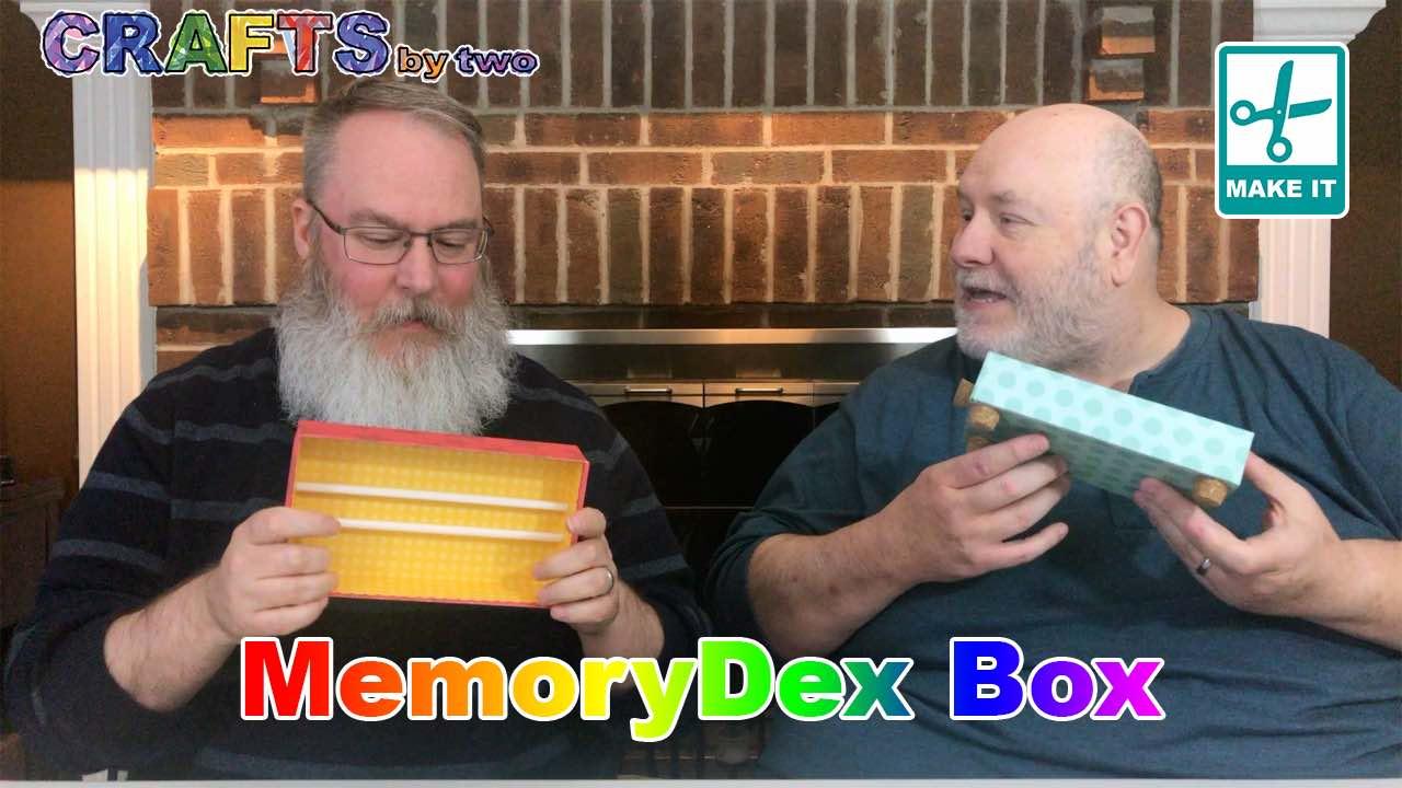 Memorydex / Rolodex / MDex Memory Box