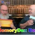 Memorydex / Rolodex Memory Box