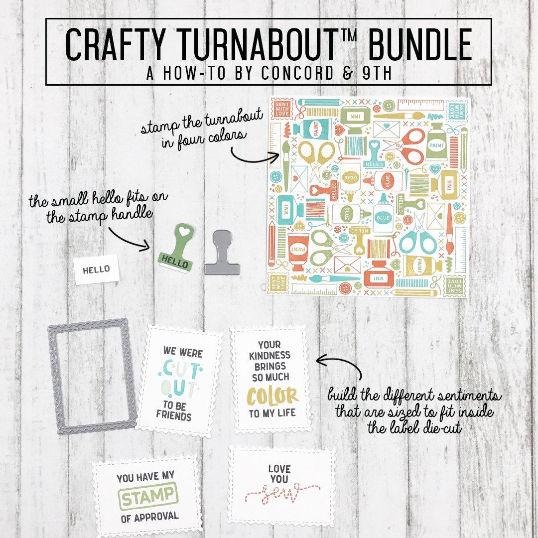 Crafty Turnabout Bundle
