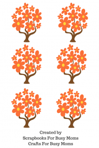 free autumn trees clip art