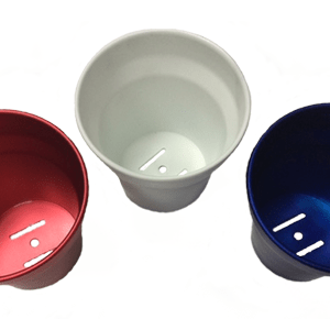 Alu-Rim® Patriotic Flower Pot Set