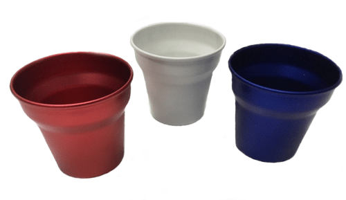 Alu-Rim® Patriotic Flower Pot Sets