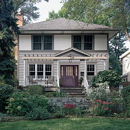 Професионално боядисана къща