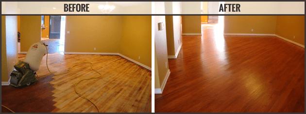 Craftsman Custom Flooring Services Hardwood Refinishing