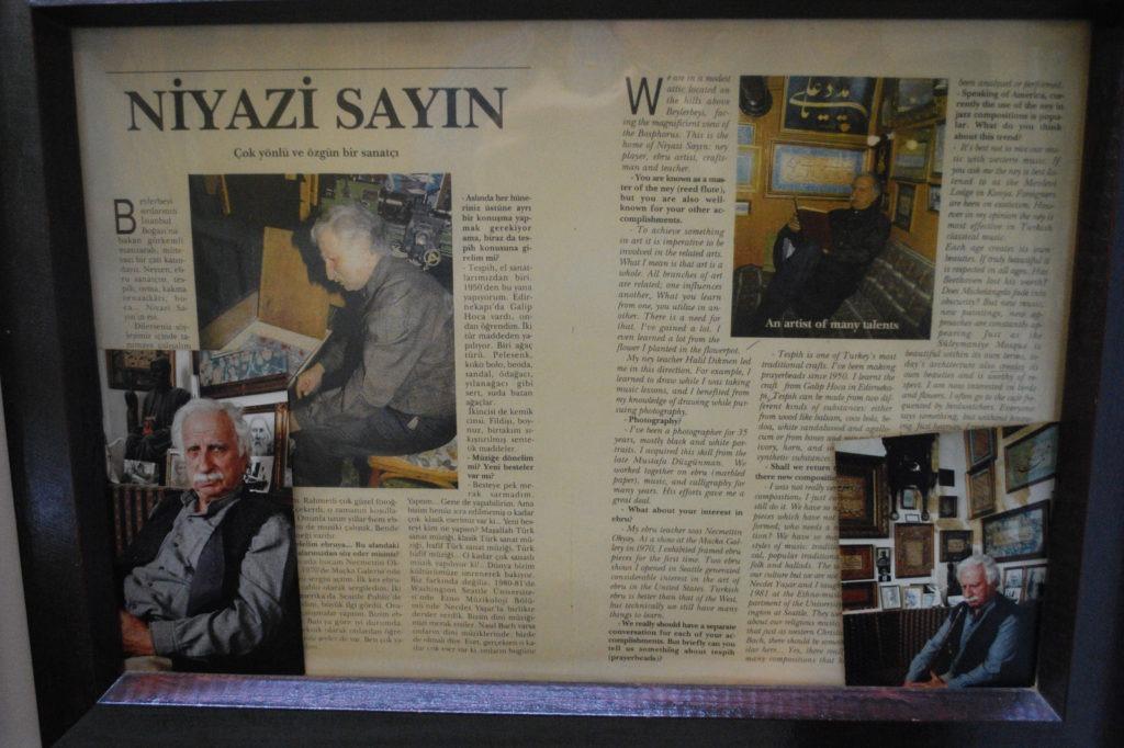 The Reed Artist | Craftsmanship Magazine, Summer 2015