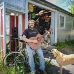 "From bicycles to ""pedal steel"" guitars: One maker's quirky frontiers"