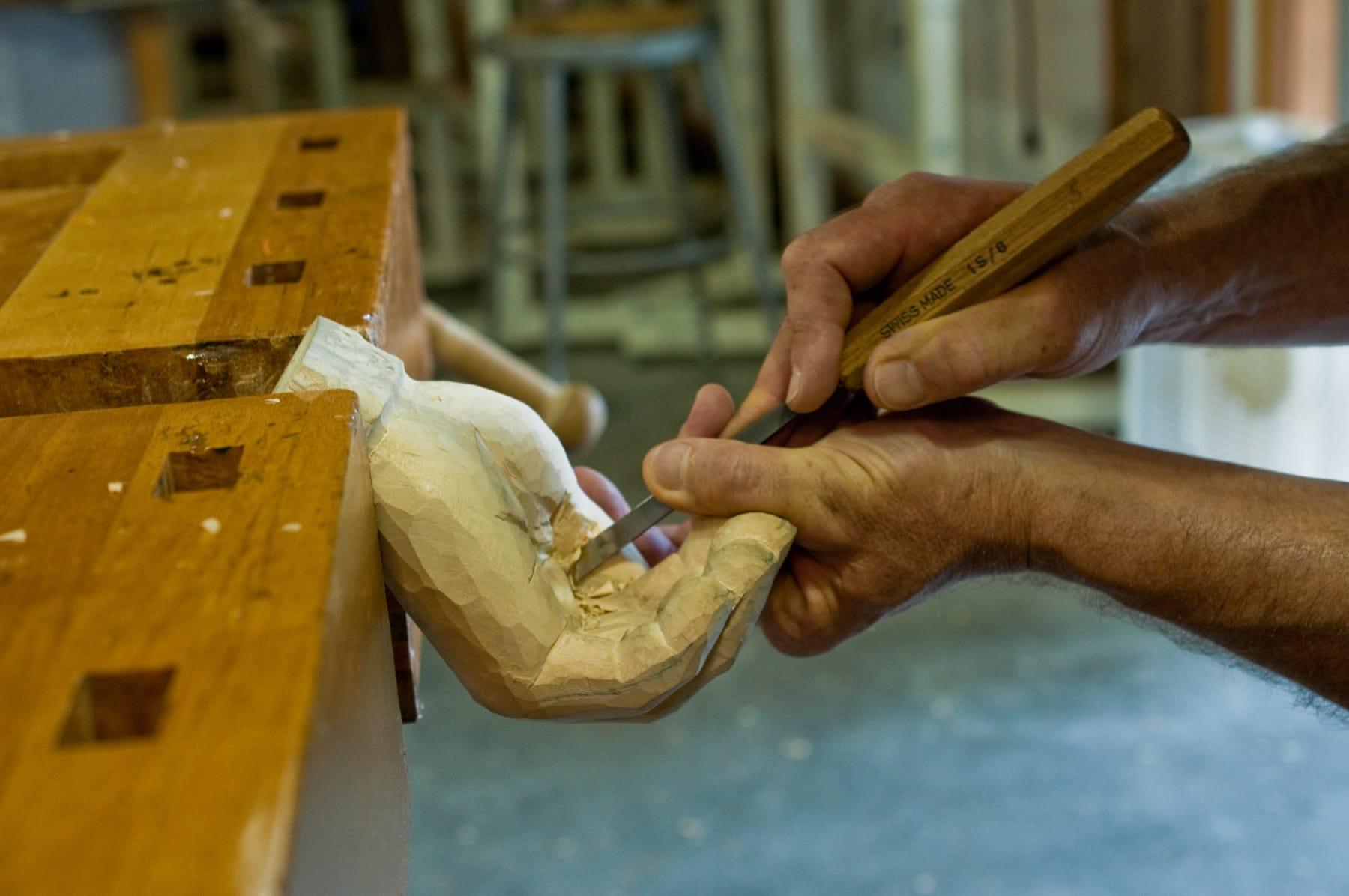 Asheville Woodworking School