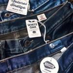 The Secret to Vintage Jeans