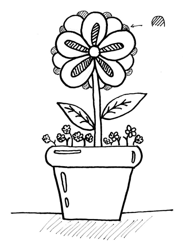 How To Draw Flowers: Easy Ways To Draw Simple Flowers