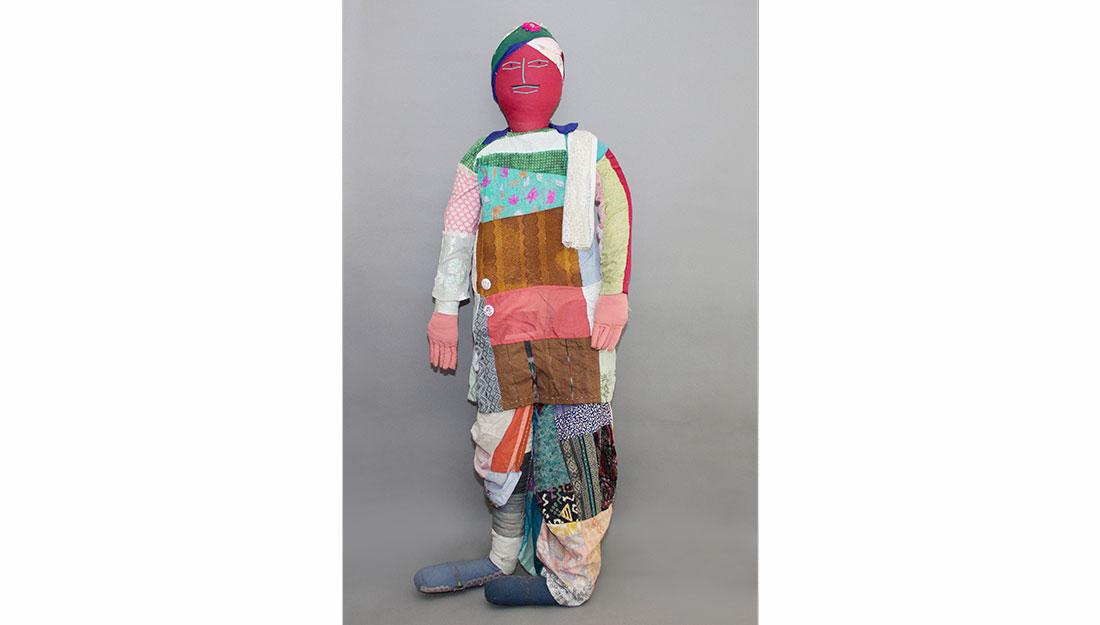 cloth figure