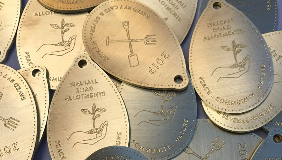 metal tokens
