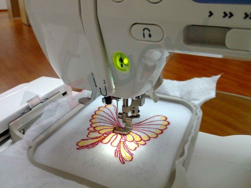 How To Use Embroidery Machine