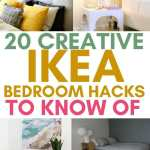 20 Creative Ikea Bedroom Hacks You Want To Know Craftsy Hacks