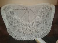 Hand Knitted Baby Shawls  craftteeknits