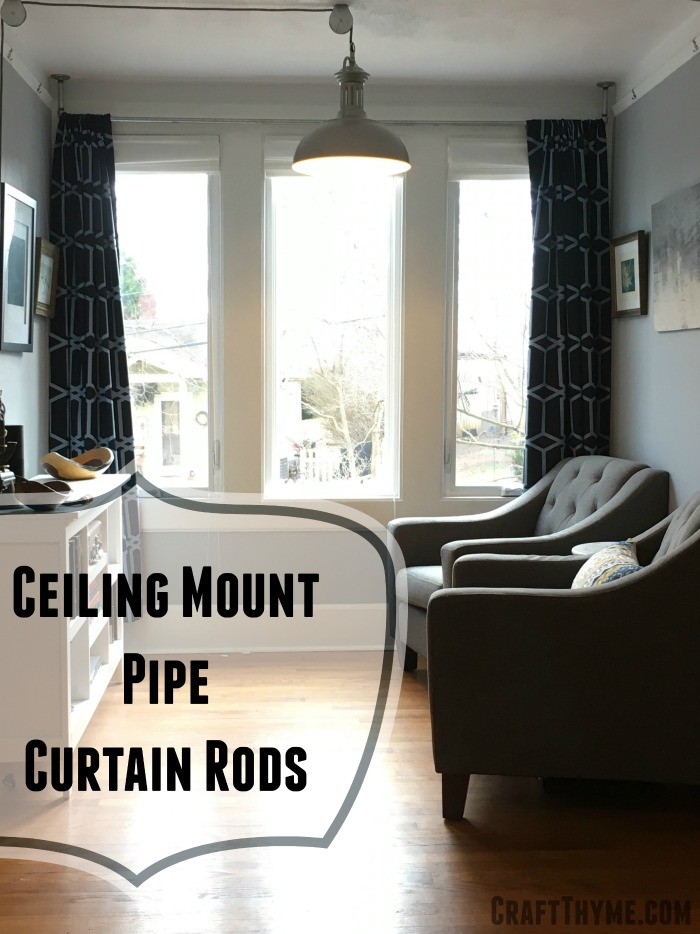 Curtains Pipe