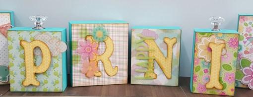 SPRING Blocks - Craft-a-Palooza