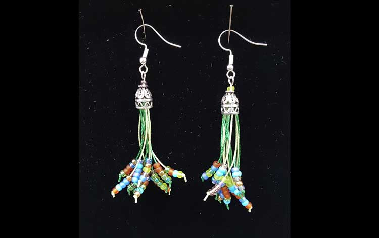 Happy Hour - Tassel Earrings @ Vancouver Location | Vancouver | Washington | United States
