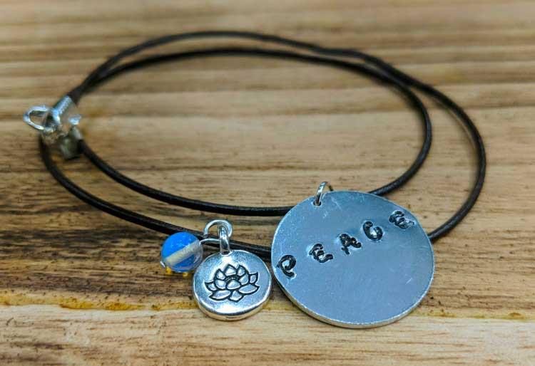 International Beading Week: Stamped Necklace Fair @ Craft Warehouse @ Gresham Station | Gresham | Oregon | United States
