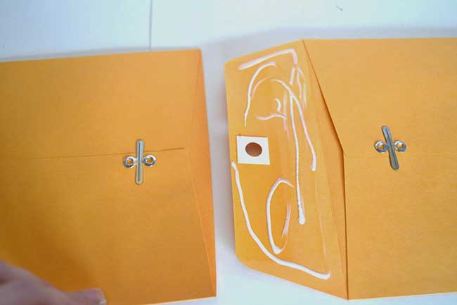 Graphic 45 Envelope Mini Book