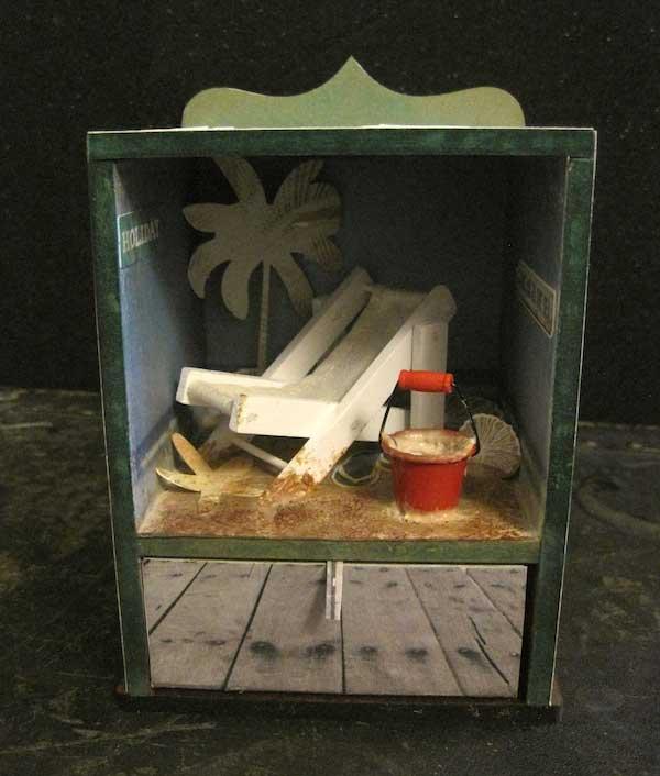 A Beach in a Box
