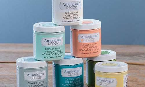 American Décor Chalky Paint
