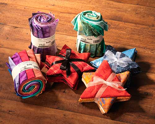Batik Fat Quarter Bundles