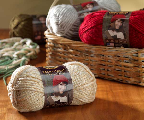 Knitting In The Heartland 2015 : Heartland thick and quick yarn craft warehouse