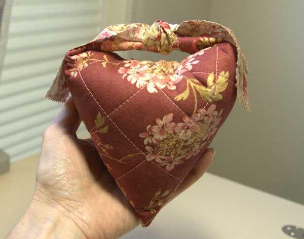 Heart Sachet