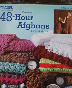 48 Hour Afghans Book