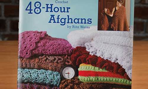 48 Hour Afghans Book