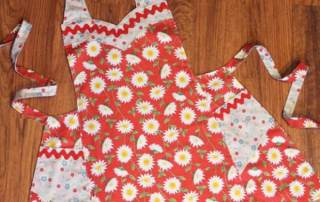 Chatterbox Hostess Apron